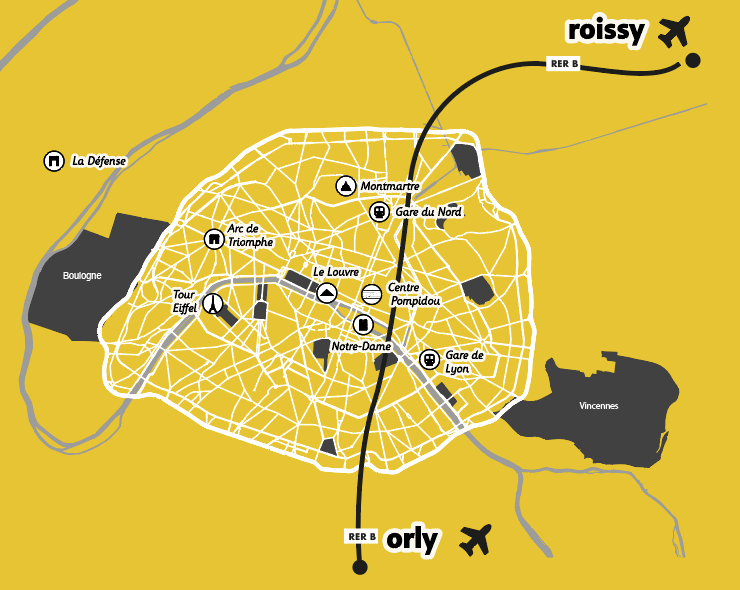 carte plan schéma